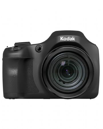 "Kodak PIXPRO AZ652 Bridge Camera 20MP 65x Zoom 3"" LCD WiFi FHD OIS Black"